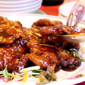 大阪梅田の本格四川中華料理『御馥』で北京ダックや麻婆豆腐の高級コース料理を楽しんできました。