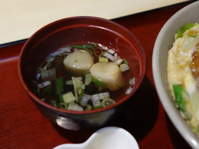 カツ丼(800円)