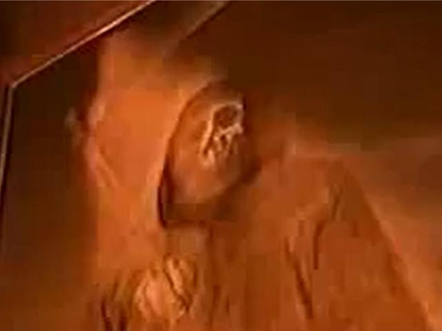 呪われた絵画『破壊の死神』