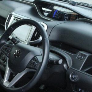 新型スズキソリオの室内が超広い!内装もグッド!なのにコンパクトカー!軽自動車から普通車に乗り換えるならオススメ!