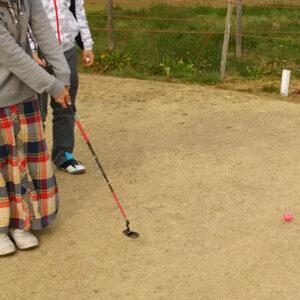 大阪府寝屋川市の『淀川河川公園仁和寺パターコース』でパターゴルフを楽しんできました。初心者でも安心して遊べます。