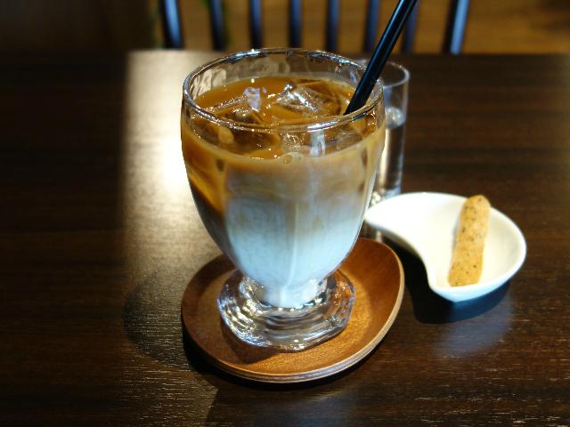 アイスカフェ・オ・レ(500円)