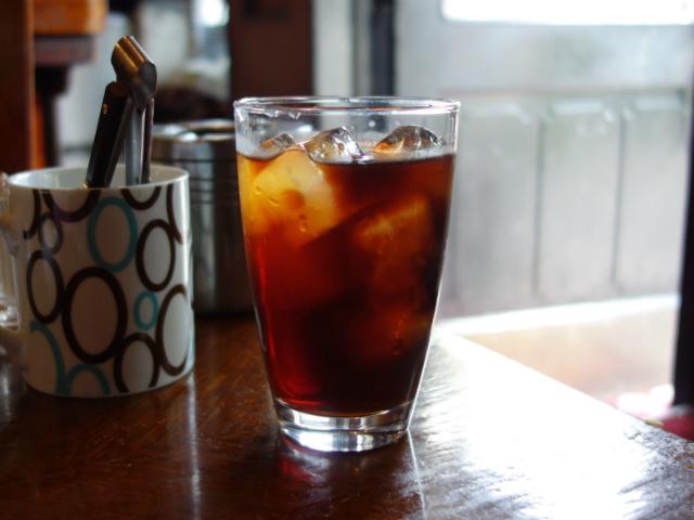 アイスコーヒー(400円)