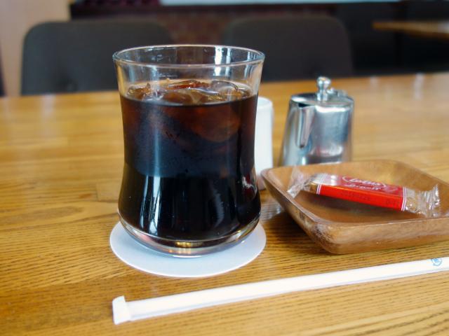 アイスコーヒー(380円)