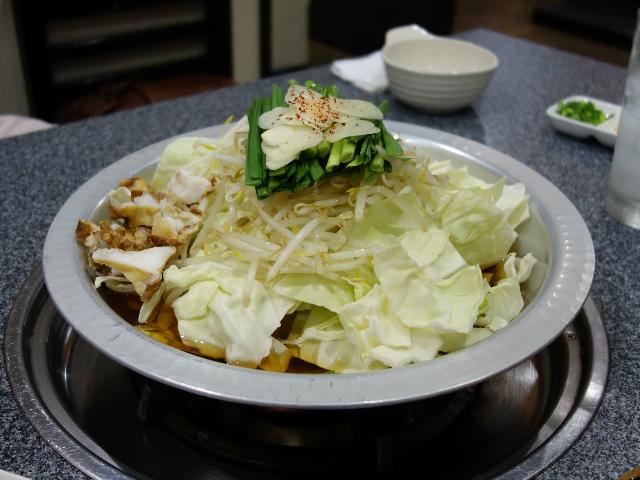 とろテッチャン鍋