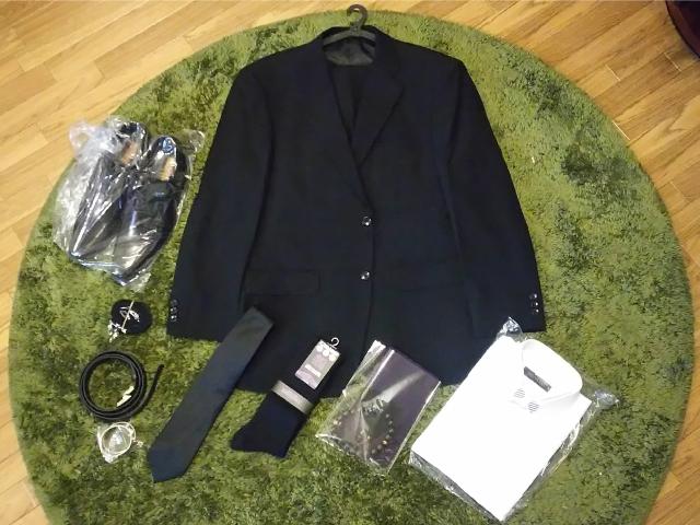 礼服フルセット