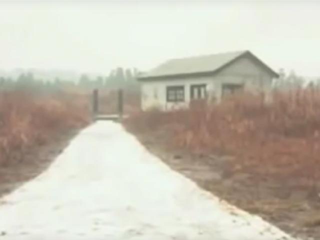 殺風景な床屋