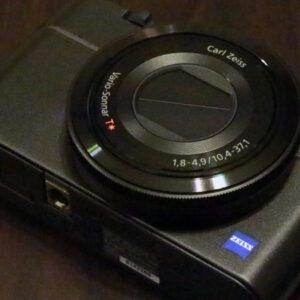 ブログ用にデジカメを購入しました!全国のブロガー御用達の高性能コンパクトカメラ『DSC-RX100』を愛機にする!