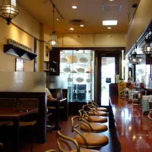 おおとりウイングス1階の本格手造り欧風カレー屋『カレー堂』のバッファローカレーが美味しい!