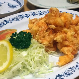 みさき公園近く!泉南の中国飯店『紀淡(きたん)』プリプリの小エビの天ぷらと独特なちゃんぽん麺が美味しい!