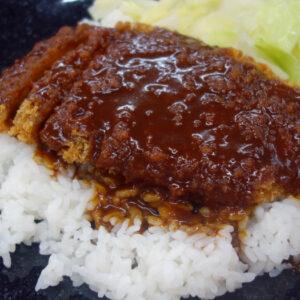兵庫県の三木サービスエリアでご当地グルメ!加古川名物『かつめし』を食べてきました!