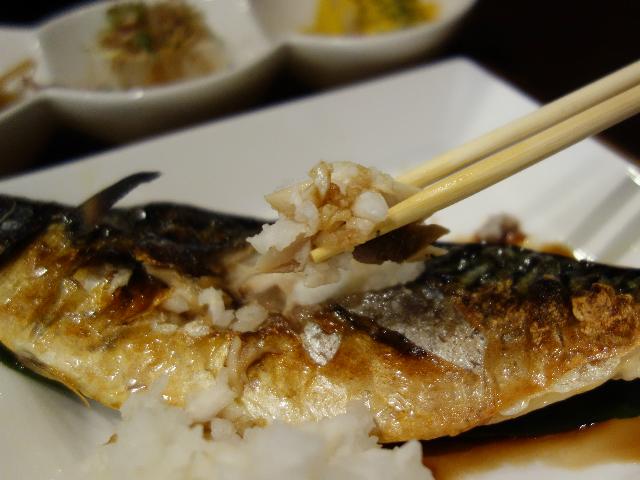 日替わり魚Set(850円)