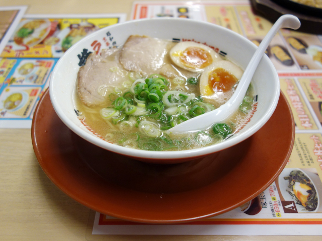 味玉ラーメン(小)