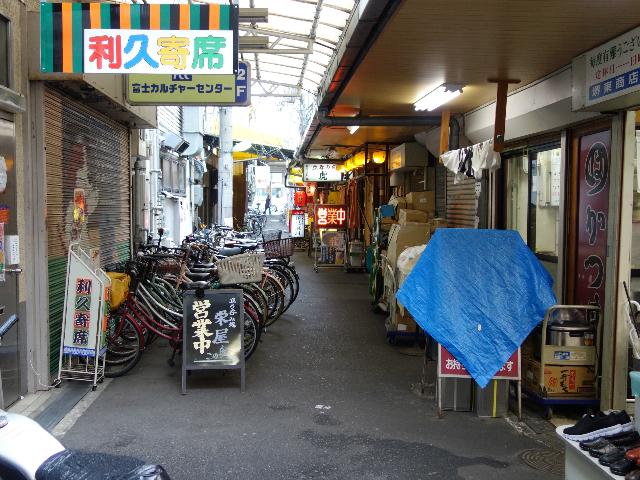 堺東商店街