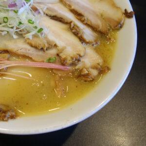 大阪の鳳で濃厚な鶏白湯ラーメンが食べられる人気店『ラーメン NEW YORK × NEW YORK』に行ってきました!