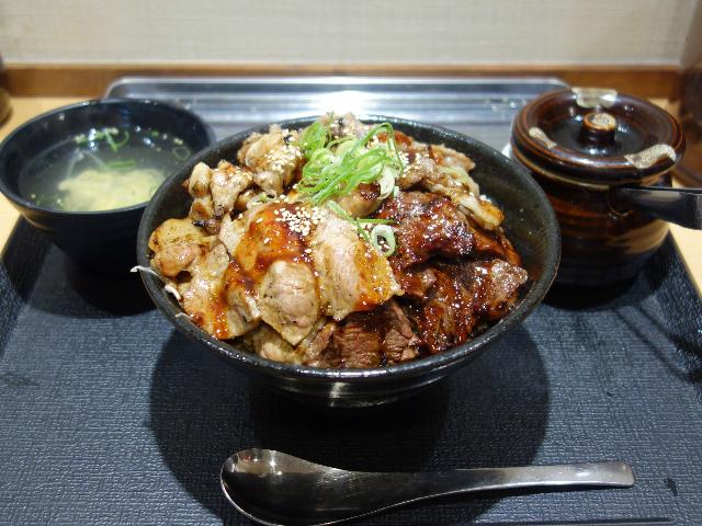 大劇場丼(1,280円)