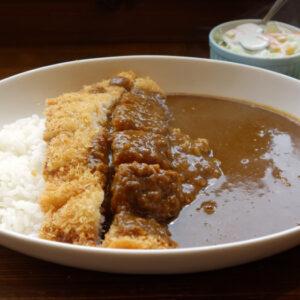 大阪堺のカレー&珈琲『ブーメラン』のカツカレーを食べてきた!食べログのカレーランキング1位の人気店は伊達じゃない!