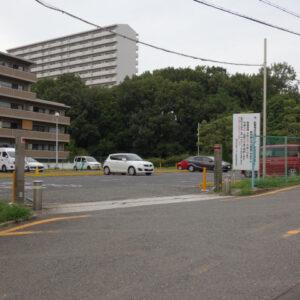 宮山台近隣センター駐車場