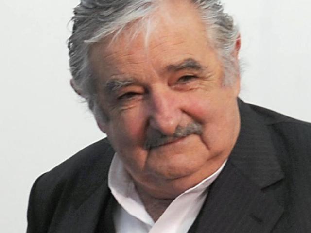 ウルグアイの前大統領のホセ・ムヒカ氏