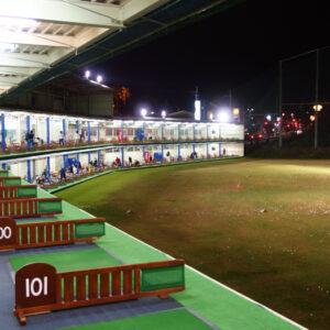 大阪狭山の打ちっぱなしゴルフ練習場『ユニテックスゴルフガーデンINサヤマ』が近場に飲食店なども多いので通いやすい