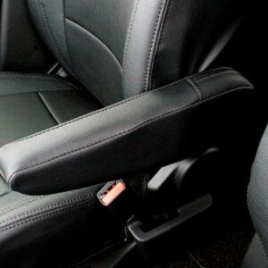 新型スズキソリオ(平成27年)に専用シートカバーを装着!車内の雰囲気がガラッと変わりました!