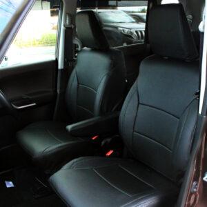 新型スズキソリオに専用シートカバーを装着!車内の雰囲気がガラッと変わりました!