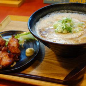 上野芝のラーメン屋『らーめん好きの棟梁』で激推しの泡系特製豚骨醤油ラーメンを食べてきました。
