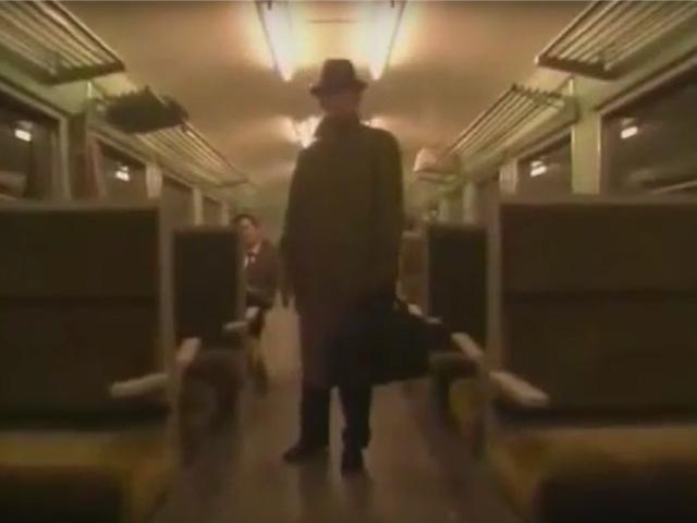 夜汽車の男