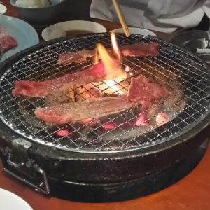 大阪府堺市の深井にある焼肉屋『ウシ☆キチ』奮発して美味しいお肉を食べたい時によく来るところ!シメの玉子スープも美味しい!