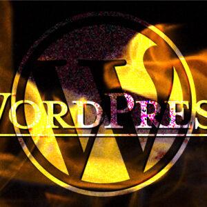 Webデザインへの情熱が再燃したのはWordPressとの出会いがきっかけでした。初めて自分でホームページを完成させた時の話。