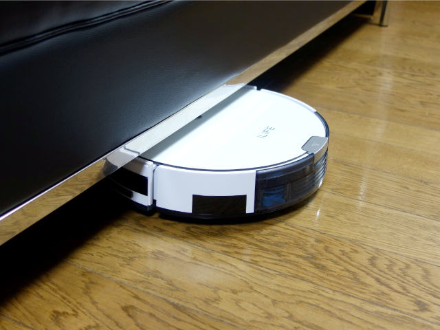 ロボット掃除機 ILIFE アイライフ V8e