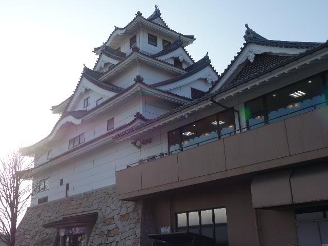 お菓子の壽城(鳥取県米子市淀江町佐陀1605-1)