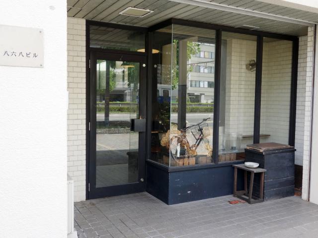Cafe八六八ビル店舗外観(大阪府堺市堺区少林寺町東1-1-27)